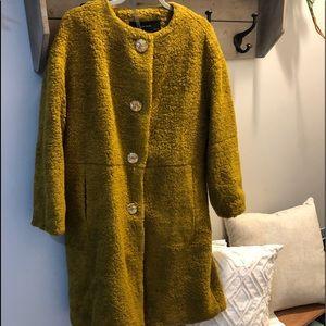 Statement Zara Coat